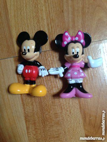 Figurines Mickey et Minnie 2 Saint-Priest (69)