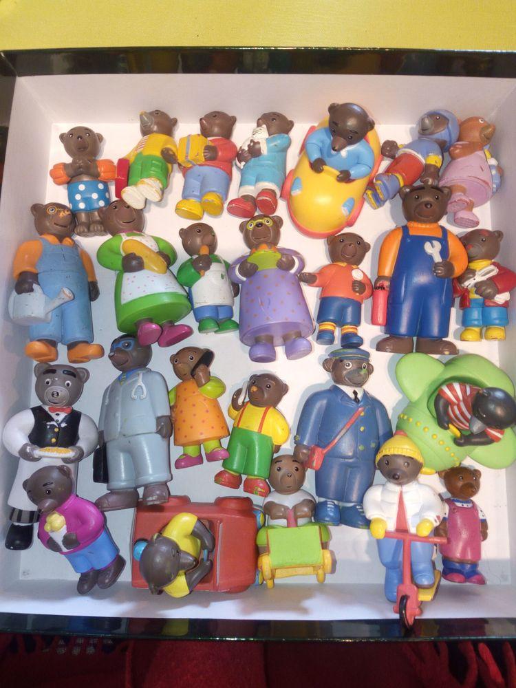 figurines petit ours brun 3 Dourdan (91)