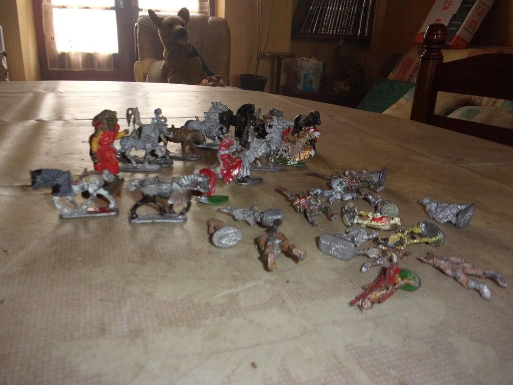 figurines en plomb 40 Cousance (39)