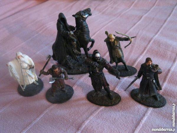 Figurines du Seigneur de l'Anneau 40 Livry-Gargan (93)