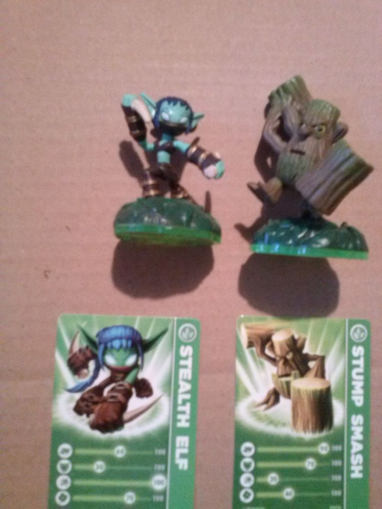 Lot de 2 figurines skylanders spyro's pour wii 10e 10 Saint-Loubès (33)