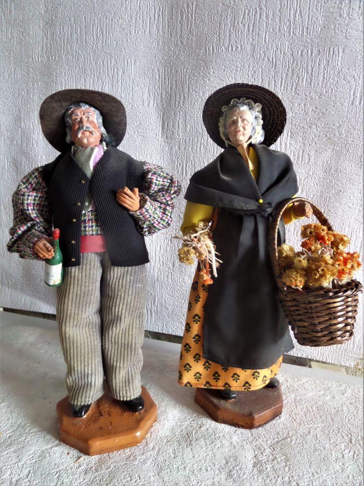 figurines en terre cuite 25 Lyon 8 (69)