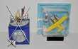 Figurines tintin / milou - hydravion - fusée pins Orléans (45)