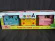 Figurines ou train de cubes en bois BARBAPAPA Jeux / jouets