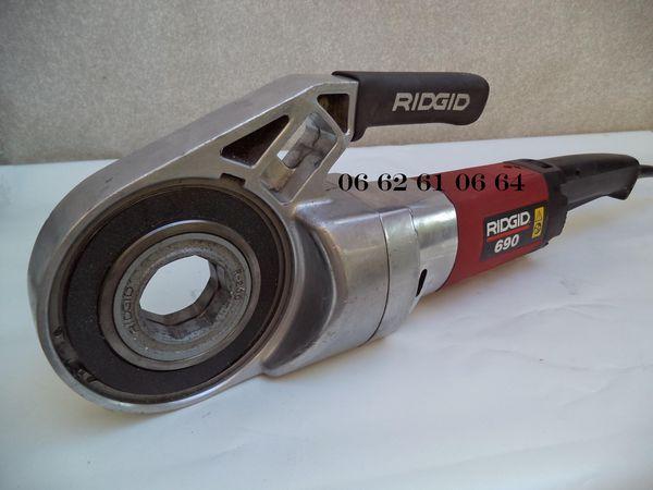 Filière électrique RIDGID 690 600 Cagnes-sur-Mer (06)