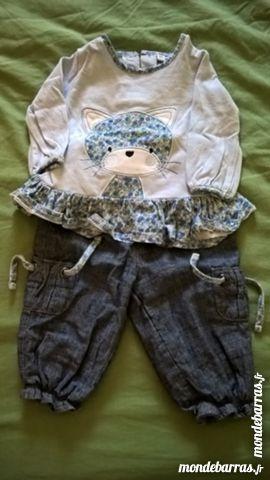 fille 6mois Vêtements enfants