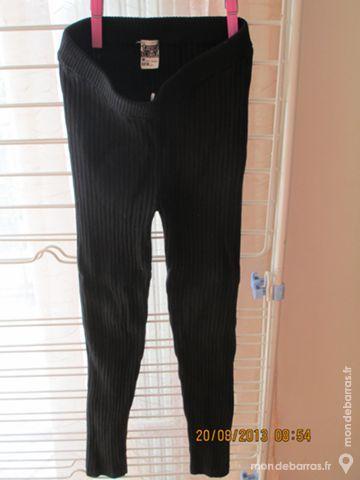 Fille  collant caleçon noir 8 A 3 Alfortville (94)