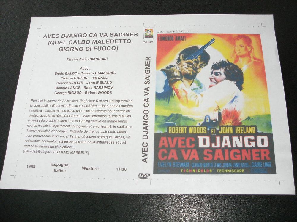 Film :   Avec Django ca va saigner '  35 Saint-Médard-en-Jalles (33)