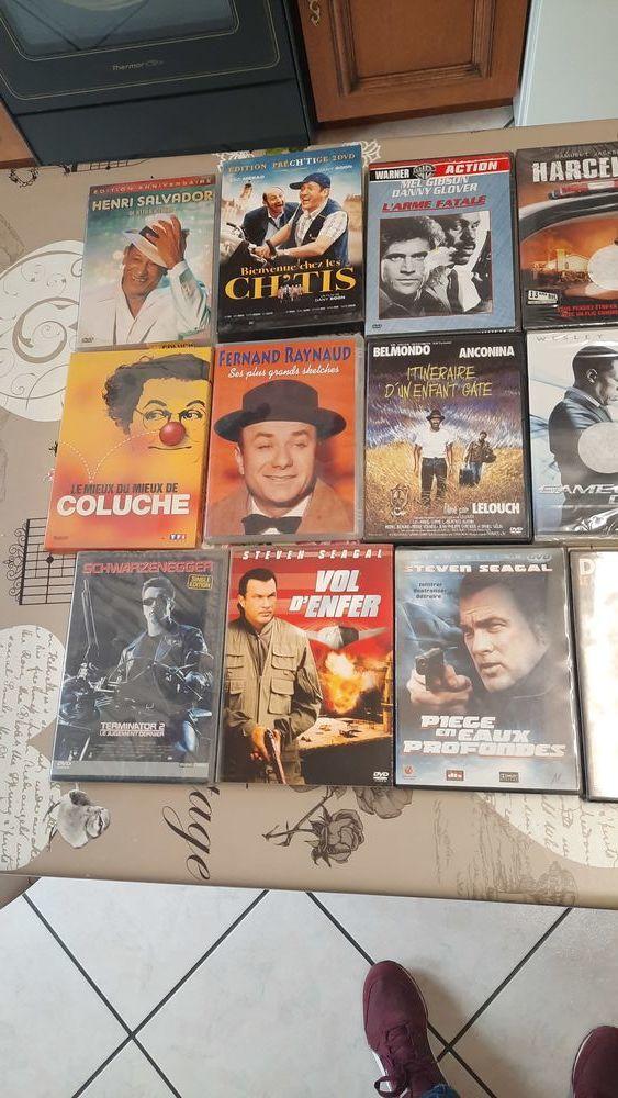 lot de Film casette et DVD 0 Sarrey (52)
