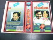 Film :   Cigalon   1987 35 Saint-Médard-en-Jalles (33)