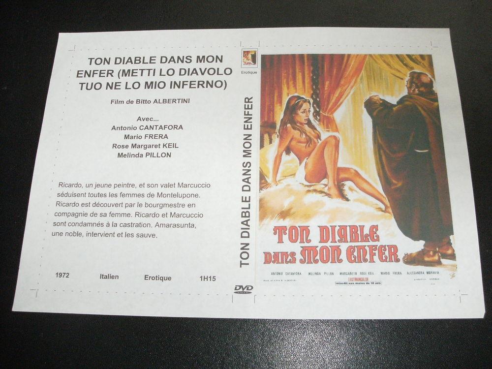 Film :   Ton diable dans mon enfer   35 Saint-Médard-en-Jalles (33)