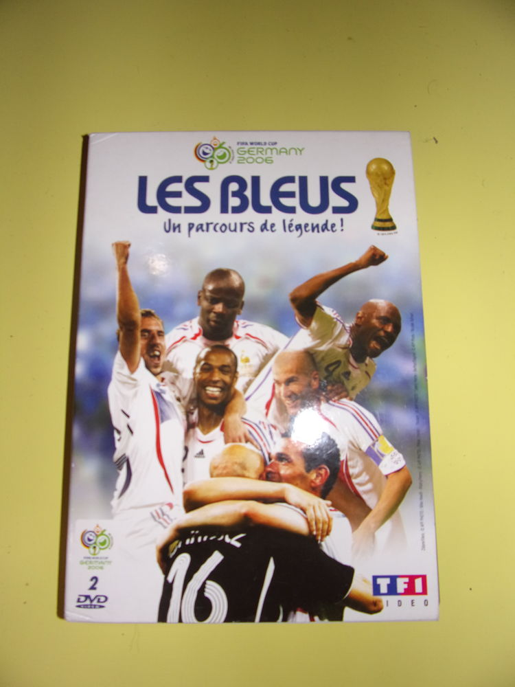 Film documentaire  Les Bleus un parcours de légende !  3 Châtillon-en-Vendelais (35)