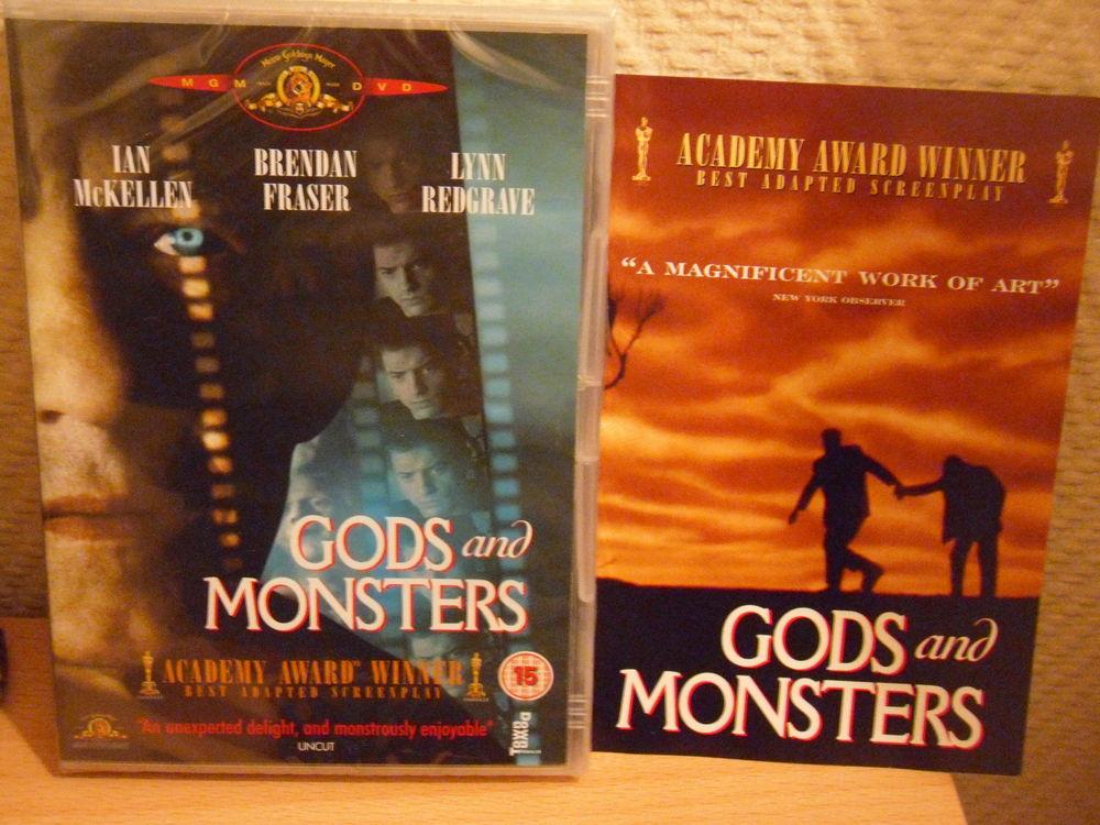 Dvd film : Gods & Monsters Neuf sous blister en VO 4 Neuville-de-Poitou (86)