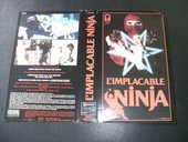 Film :   L 'implacable ninja    35 Saint-Médard-en-Jalles (33)