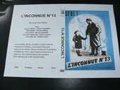Film :   L 'inconnue n° 13   35 Saint-Médard-en-Jalles (33)