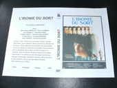 Film :   L ' ironie du sort    35 Saint-Médard-en-Jalles (33)
