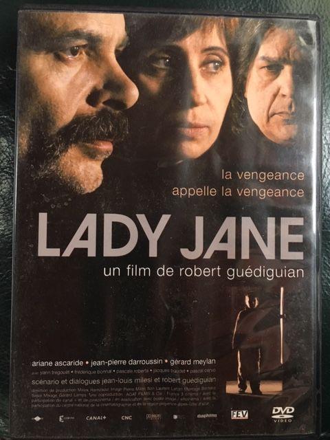 DVD FILM  LADY JANE  avec A. ASCARIDE et J.P. DAROUSSIN  7 Bordeaux (33)