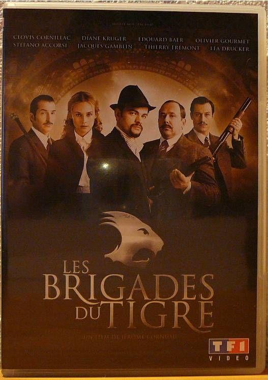 Film dvd d'occasion  Les Brigades du Tigre  2 Lens (62)