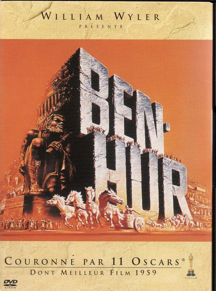 DVD FILM  ORIGINAL BENHUR  5 Saint-Maur-des-Fossés (94)