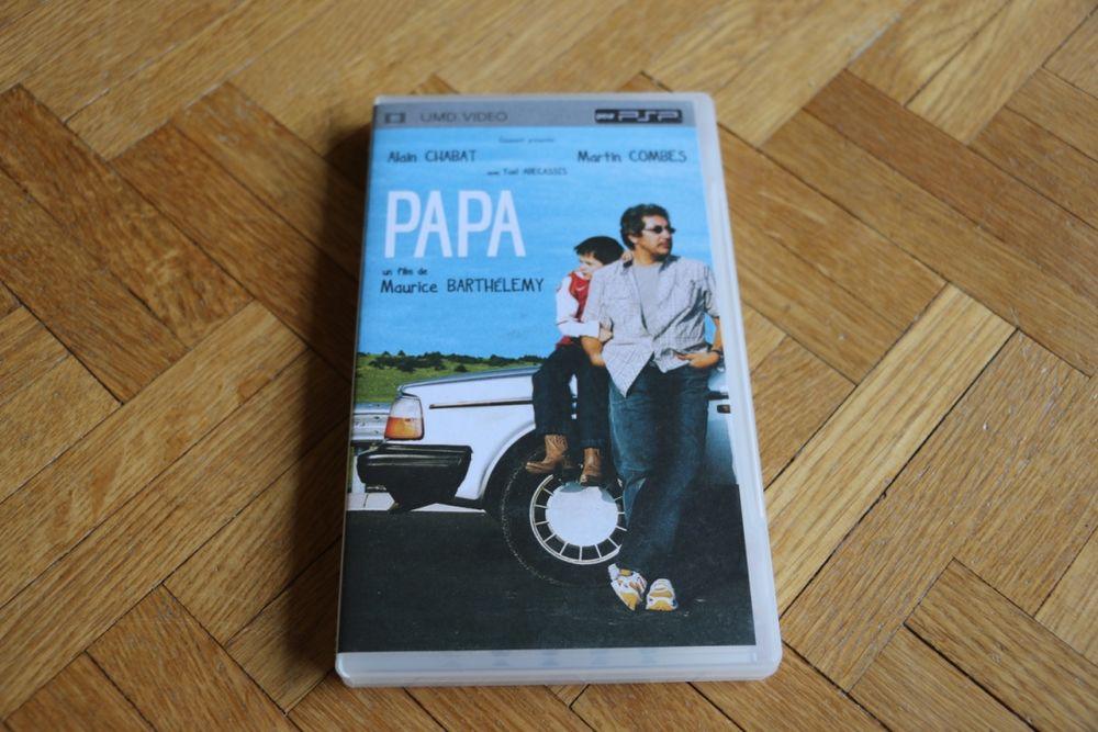 Film PSP Papa (AS) Consoles et jeux vidéos