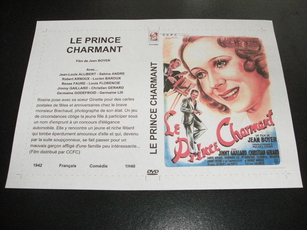 Film :   Le prince charmant   35 Saint-Médard-en-Jalles (33)