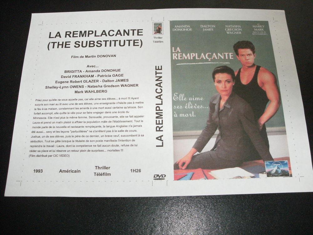 Film :   La remplacante   35 Saint-Médard-en-Jalles (33)