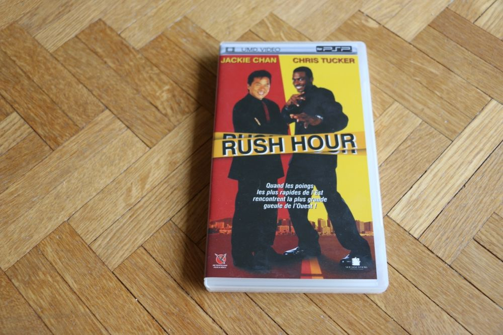 Film PSP Rush Hour (AS) 8 Tours (37)