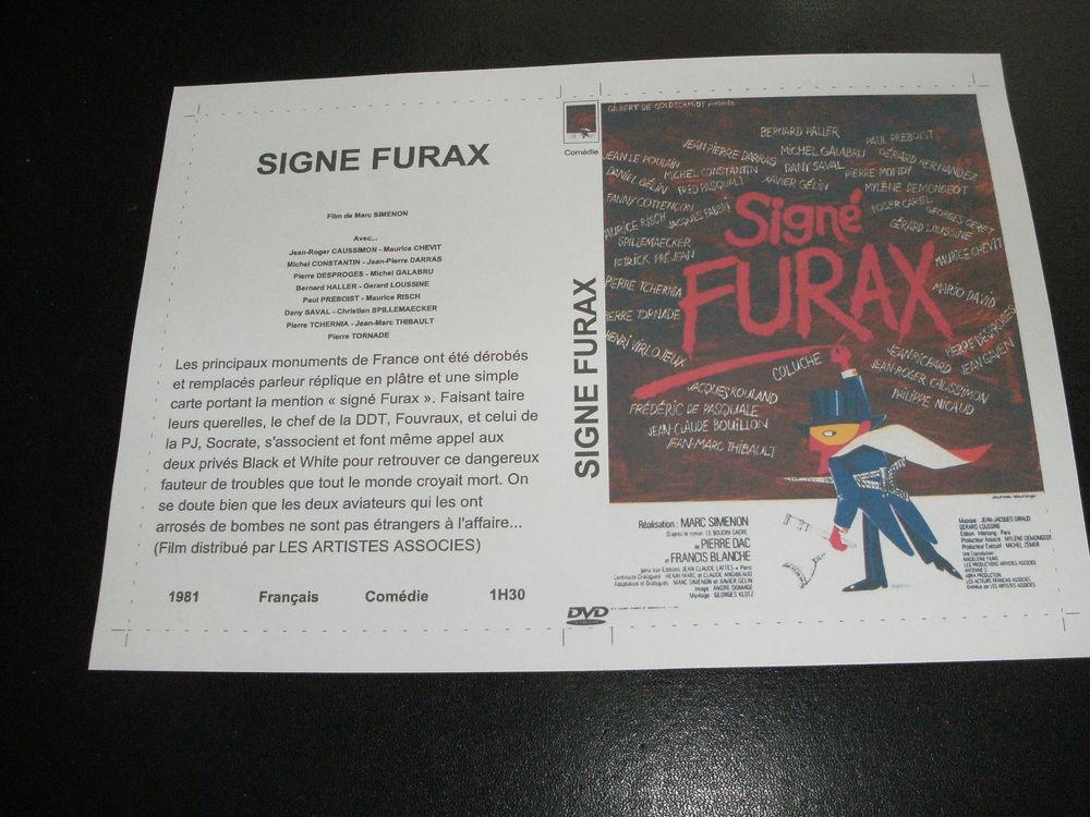 Film :   Signe furax   35 Saint-Médard-en-Jalles (33)