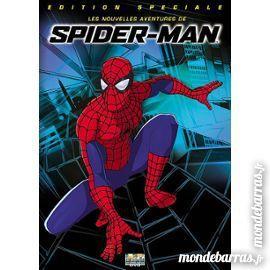 film dvd spiderman DVD1 et 2 DVD et blu-ray