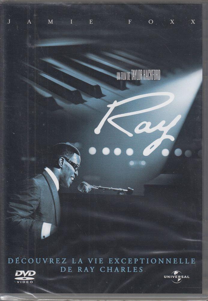 DVD     Ray  -  Un Film de Taylor Hackford   Avec Jamie Foxx 8 Antony (92)