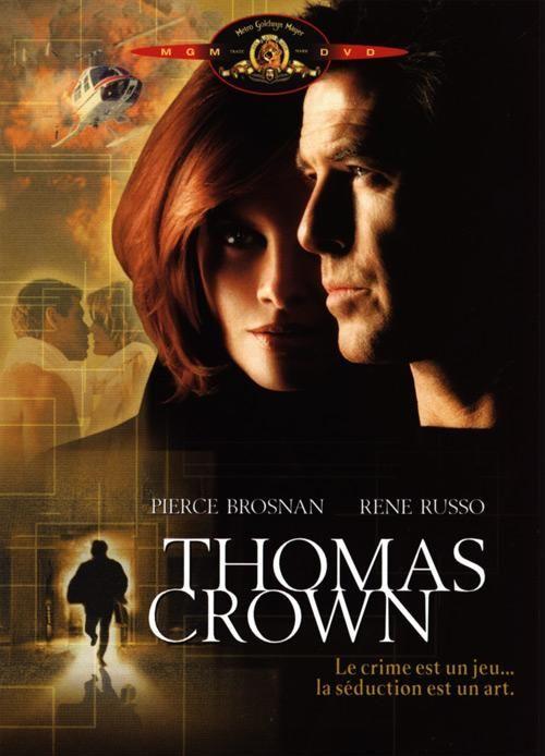 DVD Film   THOMAS CROWN   Piece Brosnan 5 Saint-Maur-des-Fossés (94)