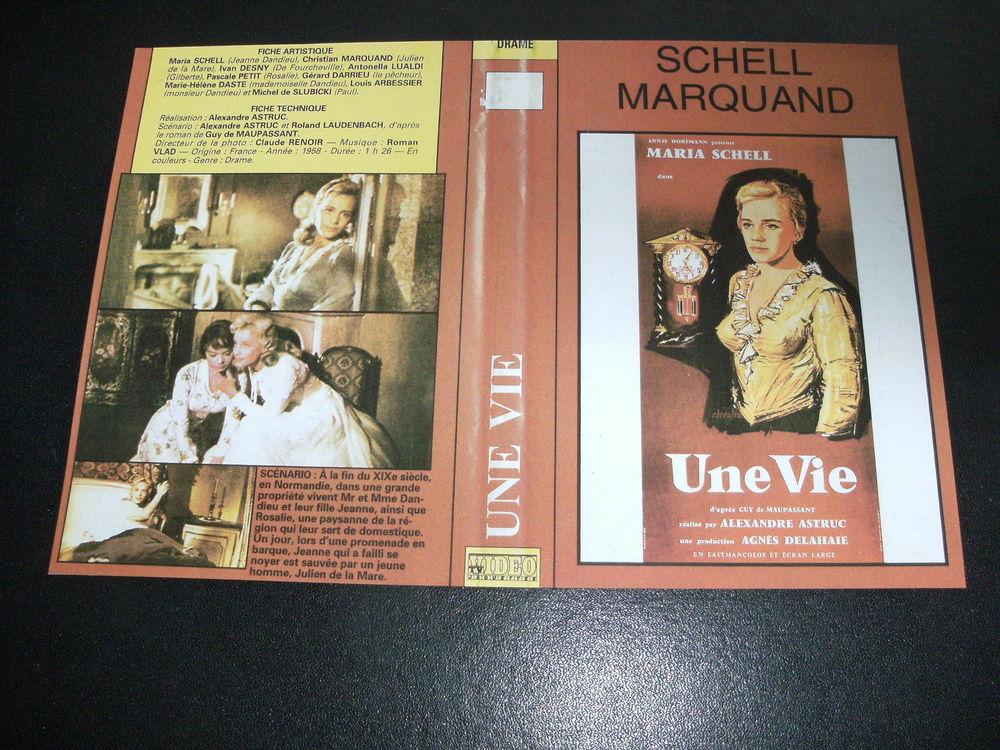 Film :   une vie   35 Saint-Médard-en-Jalles (33)