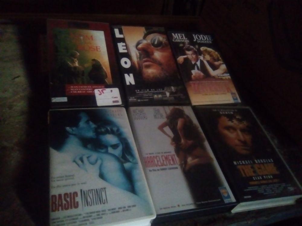 Filmls VHS SECAM 30 Cagnes-sur-Mer (06)