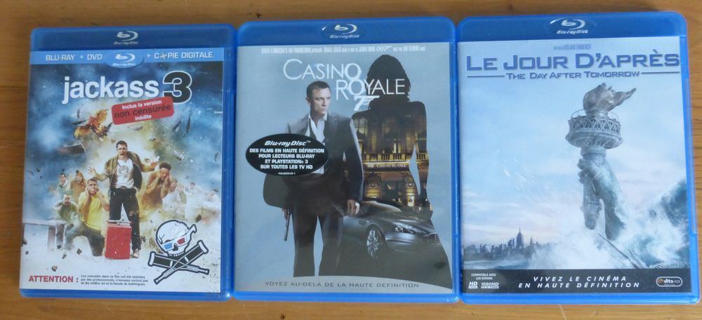 FILMS BLU RAY DISC 5 Doussard (74)
