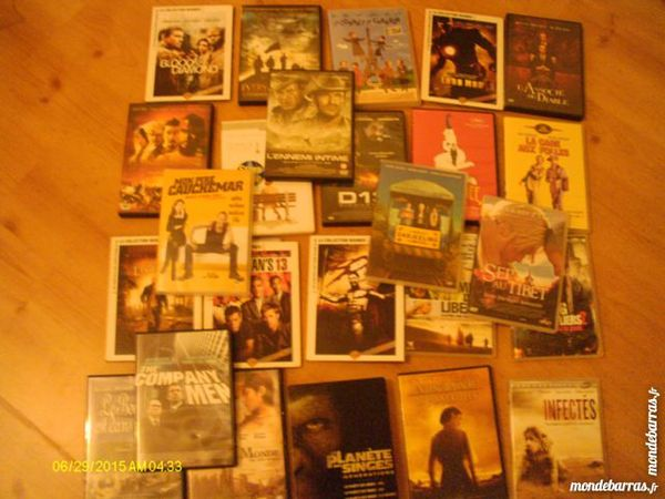 films divers DVD et blu-ray