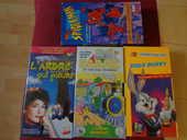 lot de K7 (4 films pour enfants) 10 Auxon (10)