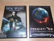 2 films Thriller : Total Recall (2012) & Prédictions, Lot