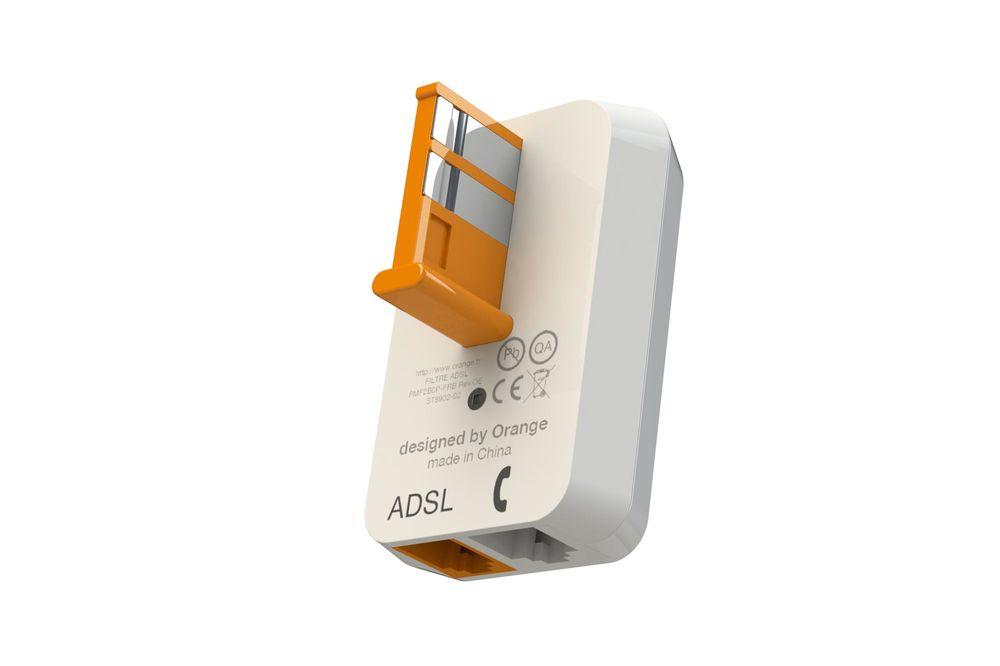 Filtre ADSL et connecteur téléphone 3 Beauchamp (95)