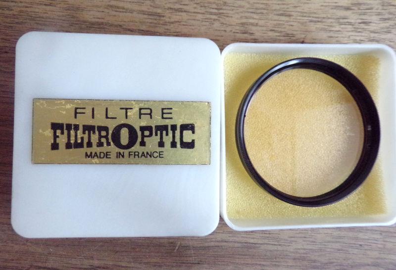 Filtre filtroptic 49 mm , 8 Laval (53)