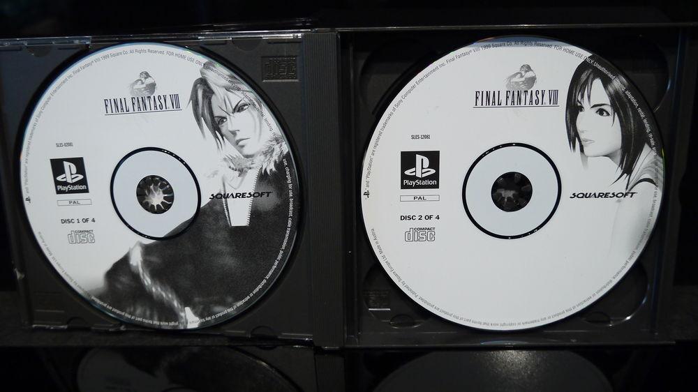 Final Fantasy VIII PlayStation One 24 Arcueil (94)