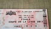 finale coupe de la ligue 140 Vénissieux (69)