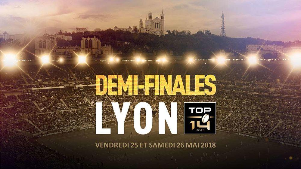 1/2 FINALE TOP 14 LYON 125 Augerolles (63)