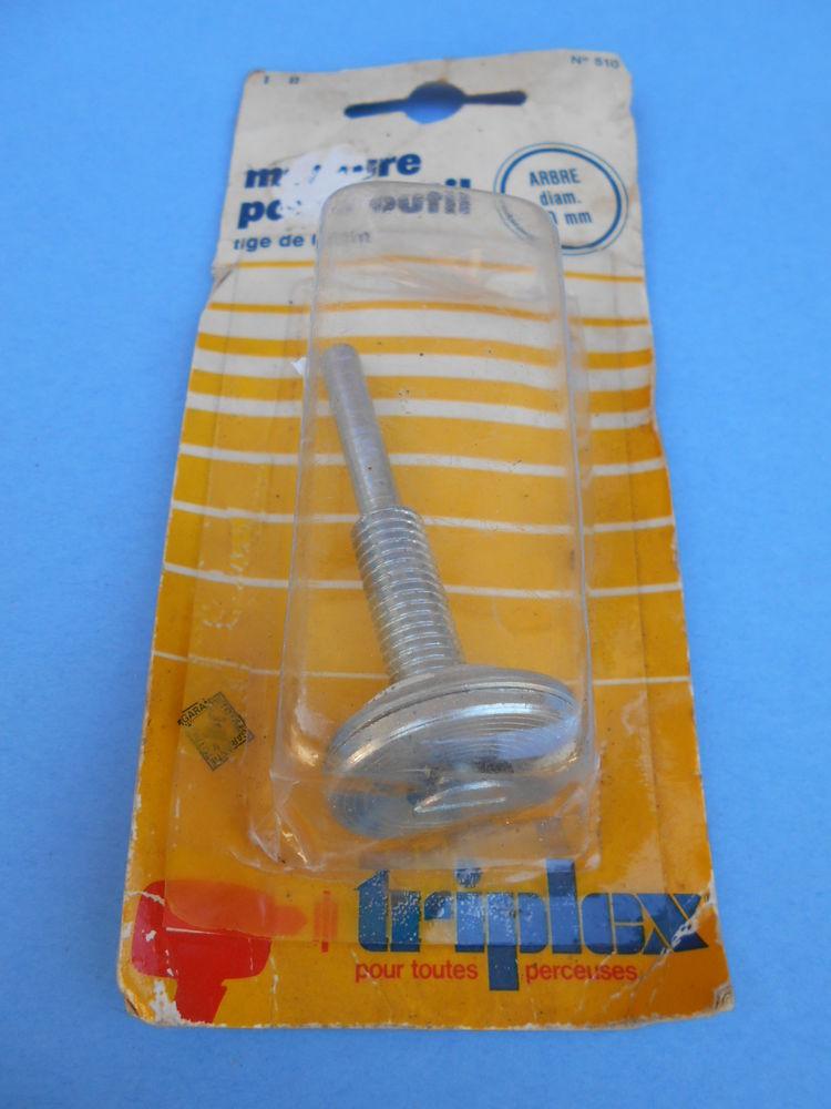 FIXATION pour outils   Triplex    5 Dammarie-les-Lys (77)