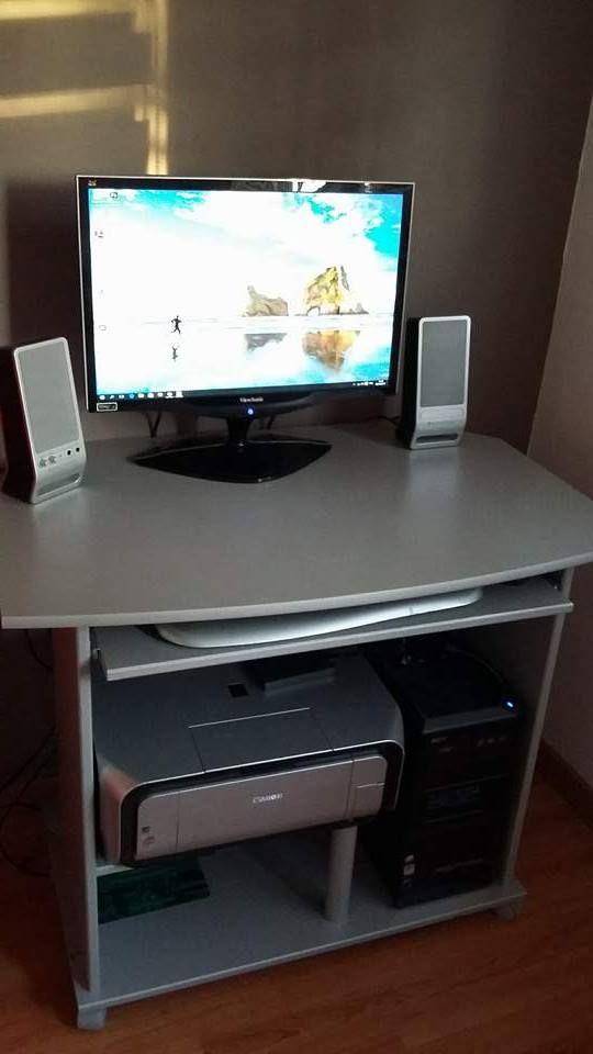PC fixe Acer + écran plat, clavier et Souris Microsoft Matériel informatique