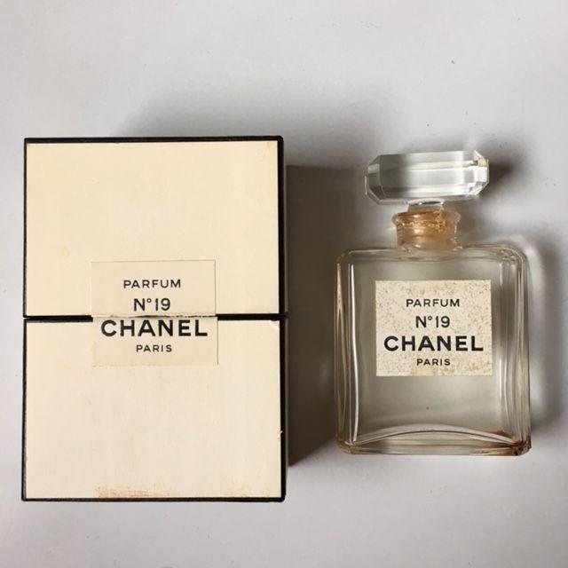 flacon Chanel 19 25 Lyon 5 (69)
