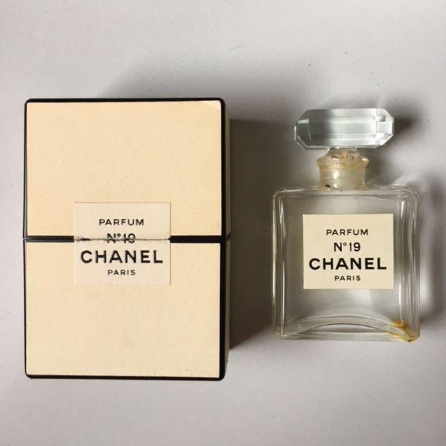 flacon Chanel 19 22 Vienne (38)