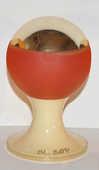 flacon de collection du parfum Be Bop de Kesling.  95 Désertines (03)