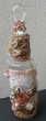 Flacon décoré pour parfum, création KATHEUMER (années 80)  Montauban (82)