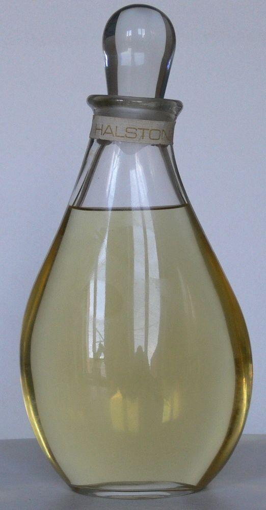 Flacon parfum Halston factice 20 Benfeld (67)