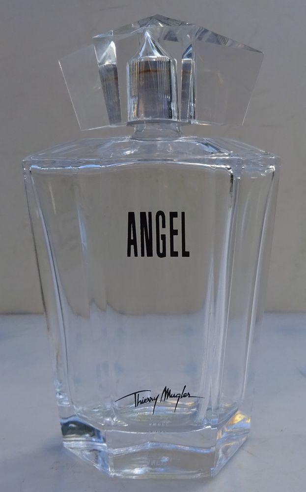 FLACON D'EAU DE PARFUM VIDE  ANGEL   T. Mugler 8 Mondragon (84)
